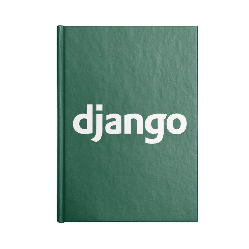 Django Accessories Notebook by Django Software Foundation Store