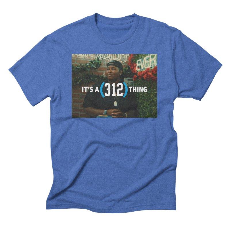 #ItsA312Thing Men's T-Shirt by DJ Ca$h Era's Shop