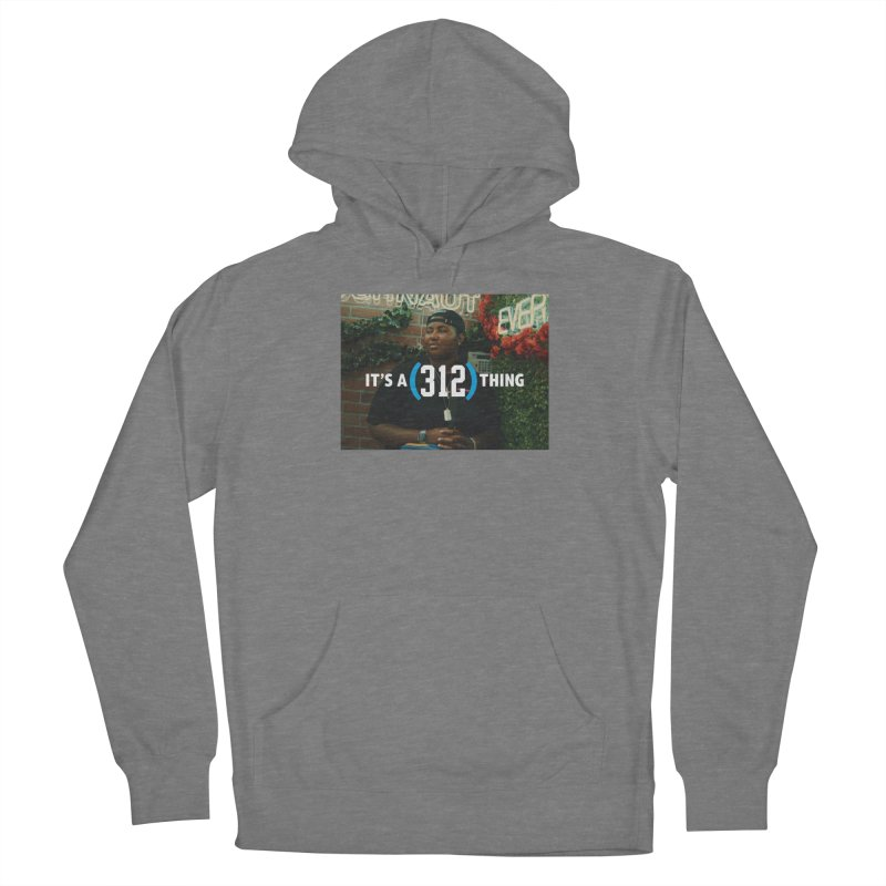 #ItsA312Thing Women's Pullover Hoody by DJ Ca$h Era's Shop