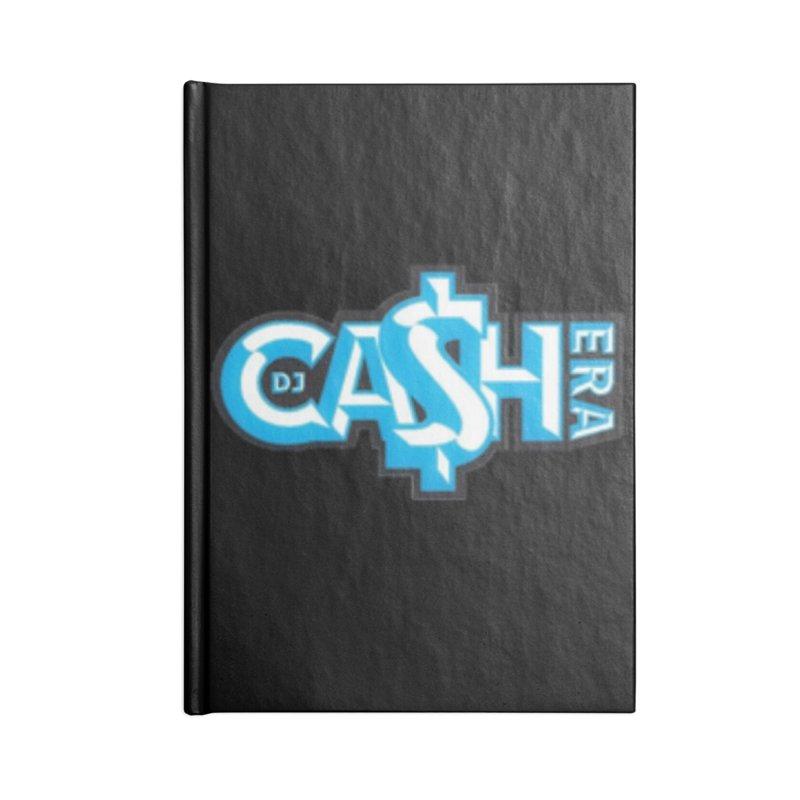 DJ Ca$h Era OG Logo Accessories Notebook by DJ Ca$h Era's Shop