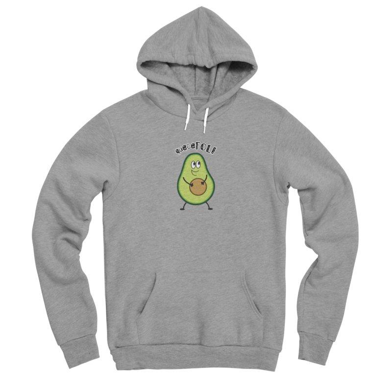 guacaFOLI Women's Sponge Fleece Pullover Hoody by DJEMBEFOLEY Shop