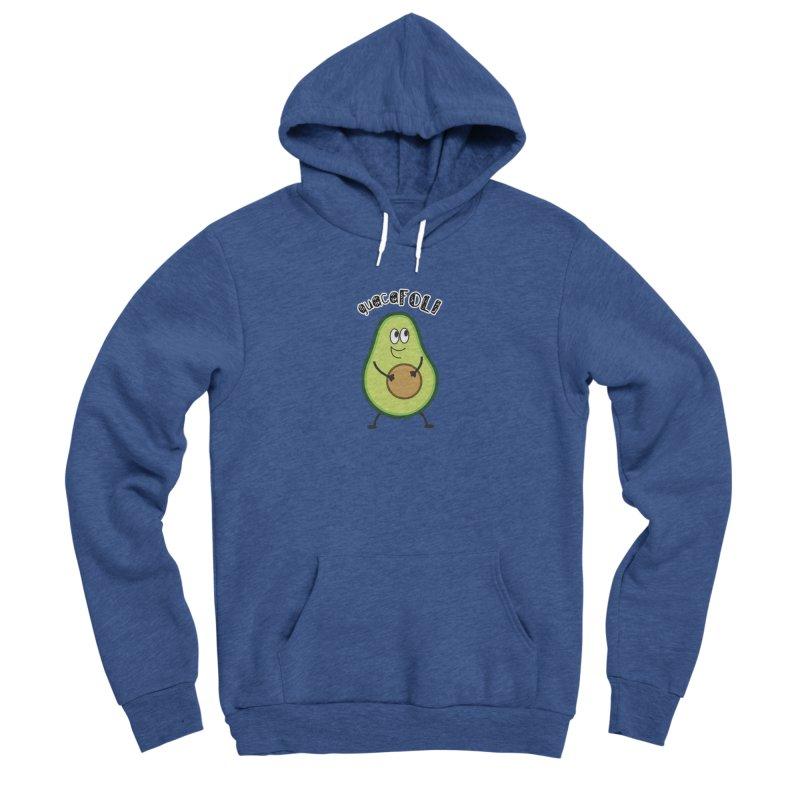 guacaFOLI Men's Sponge Fleece Pullover Hoody by DJEMBEFOLEY Shop