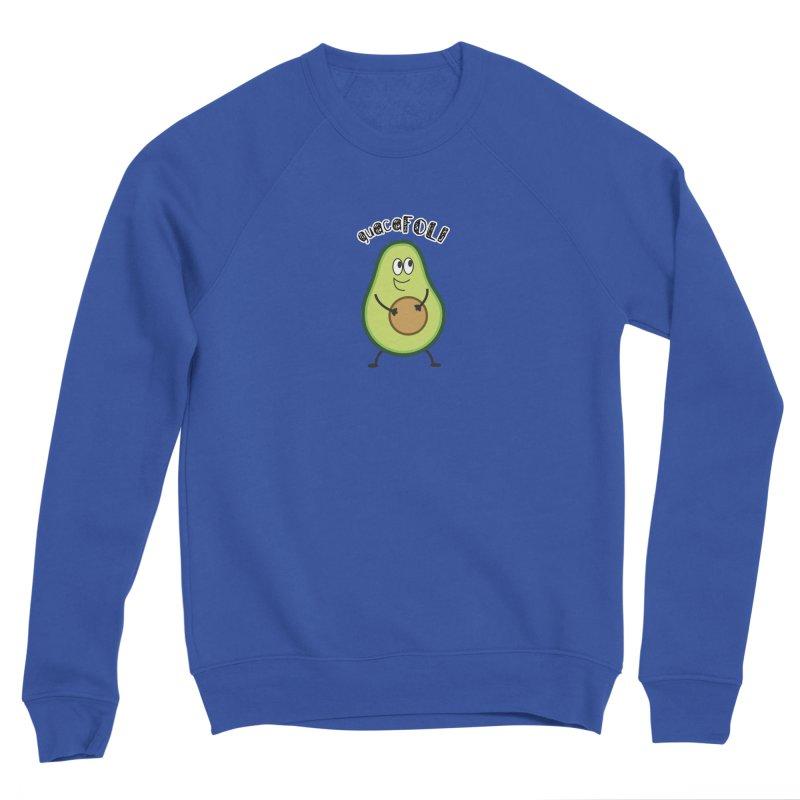 guacaFOLI Women's Sponge Fleece Sweatshirt by DJEMBEFOLEY Shop