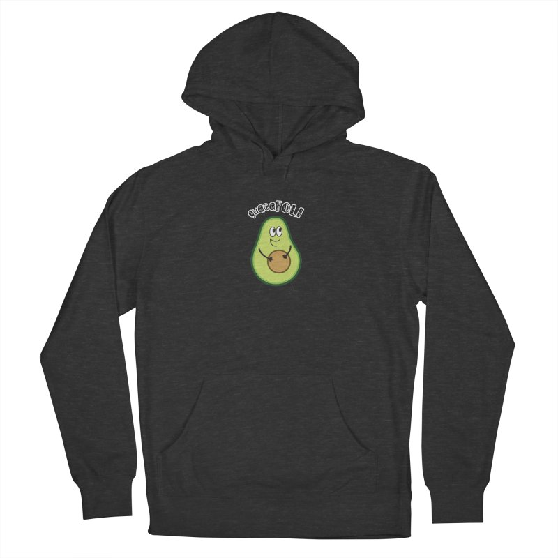 guacaFOLI Women's French Terry Pullover Hoody by DJEMBEFOLEY Shop