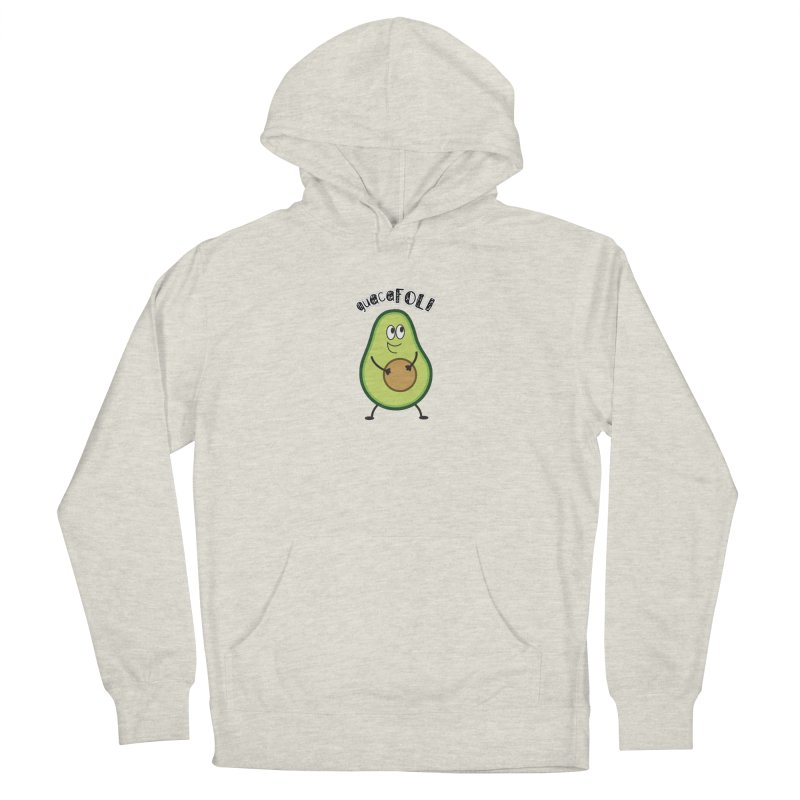 guacaFOLI Men's French Terry Pullover Hoody by DJEMBEFOLEY Shop