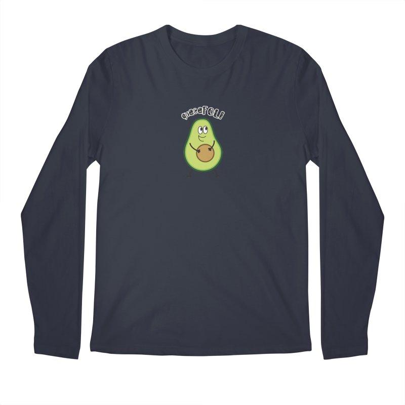 guacaFOLI Men's Regular Longsleeve T-Shirt by DJEMBEFOLEY Shop