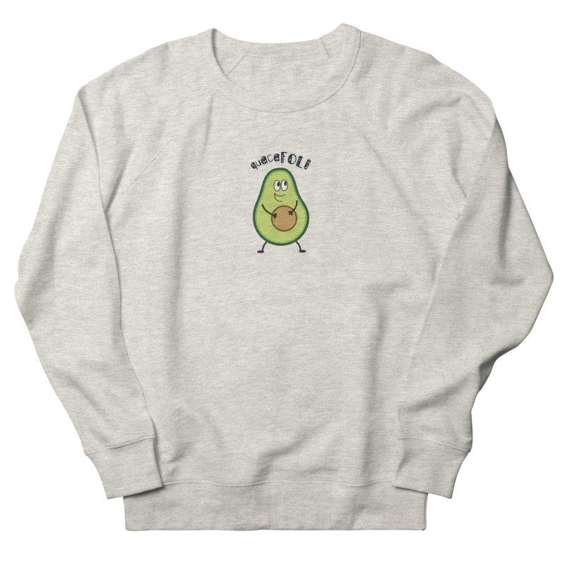 guacaFOLI Men's French Terry Sweatshirt by DJEMBEFOLEY Shop