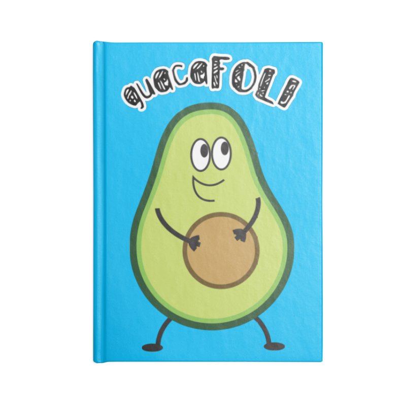 guacaFOLI Accessories Lined Journal Notebook by DJEMBEFOLEY Shop