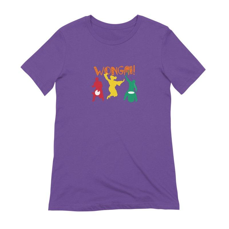 Wongai! Women's Extra Soft T-Shirt by DJEMBEFOLEY Shop