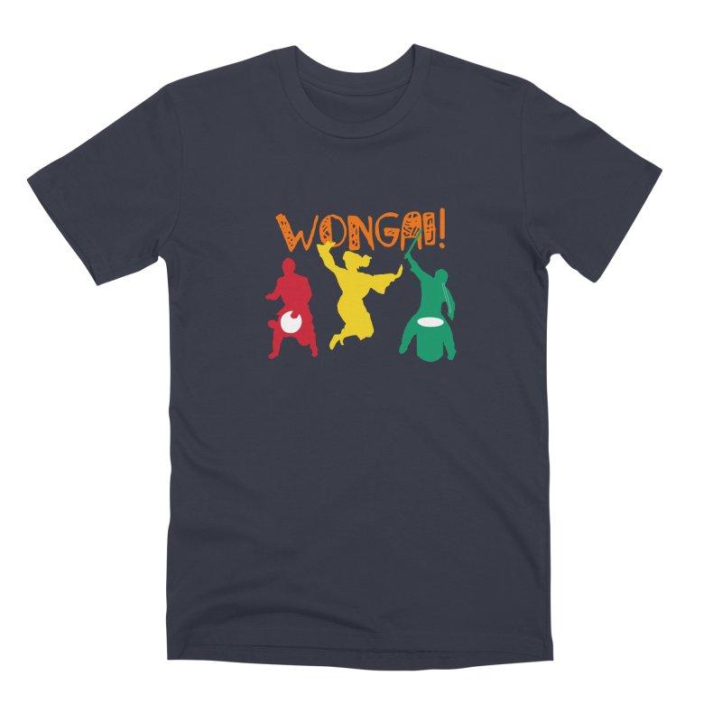 Wongai! Men's Premium T-Shirt by DJEMBEFOLEY Shop