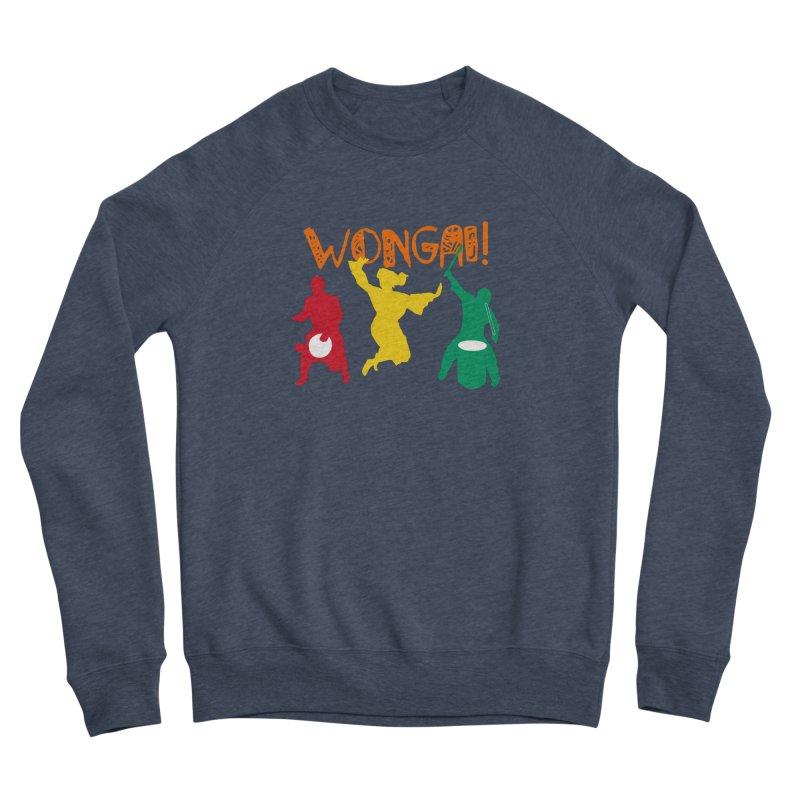 Wongai! Men's Sponge Fleece Sweatshirt by DJEMBEFOLEY Shop