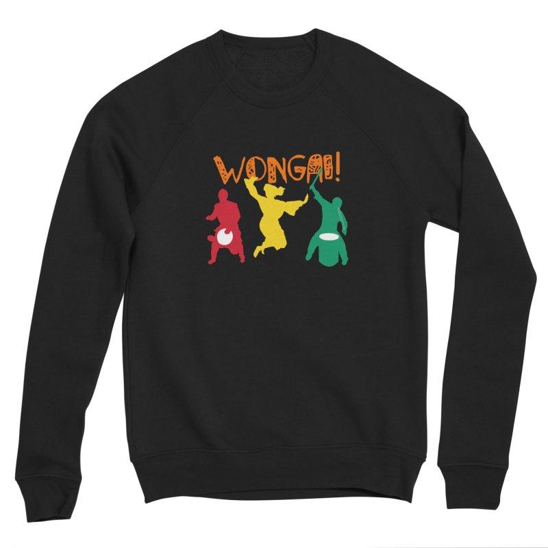 Wongai! Women's Sponge Fleece Sweatshirt by DJEMBEFOLEY Shop