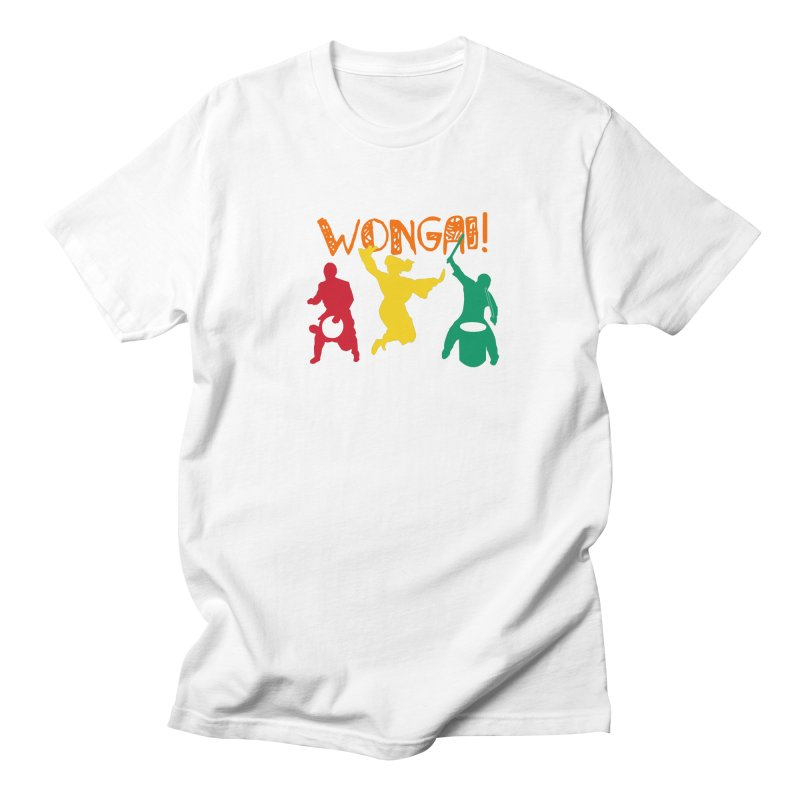 Wongai! Men's T-Shirt by DJEMBEFOLEY Shop