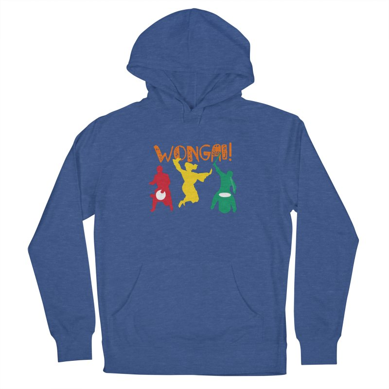 Wongai! Women's French Terry Pullover Hoody by DJEMBEFOLEY Shop