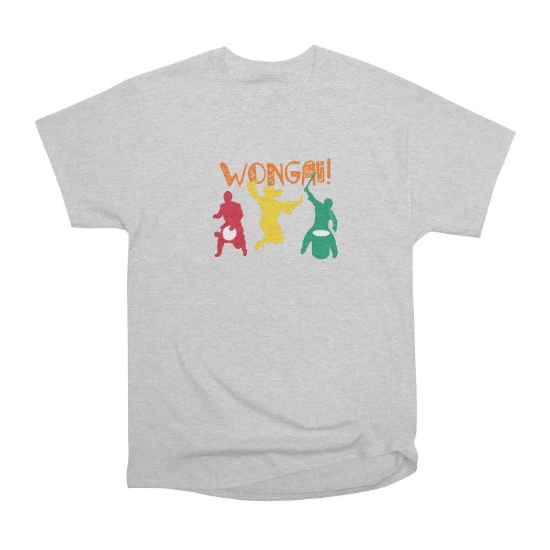 Wongai! Women's Heavyweight Unisex T-Shirt by DJEMBEFOLEY Shop