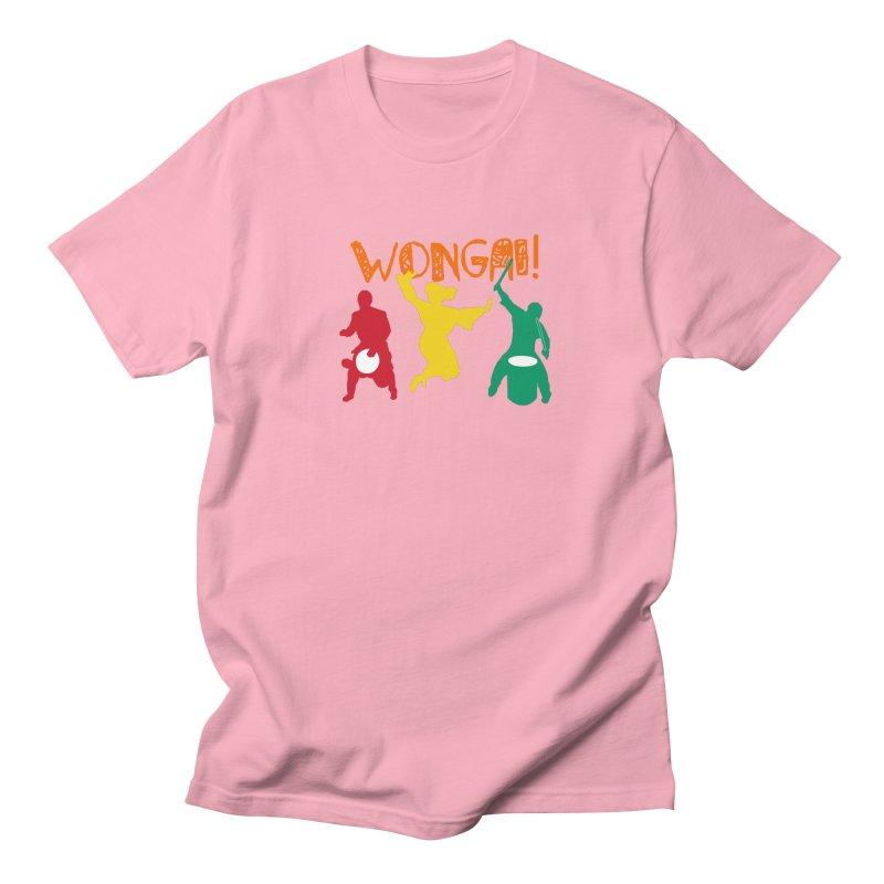 Wongai! Women's Regular Unisex T-Shirt by DJEMBEFOLEY Shop
