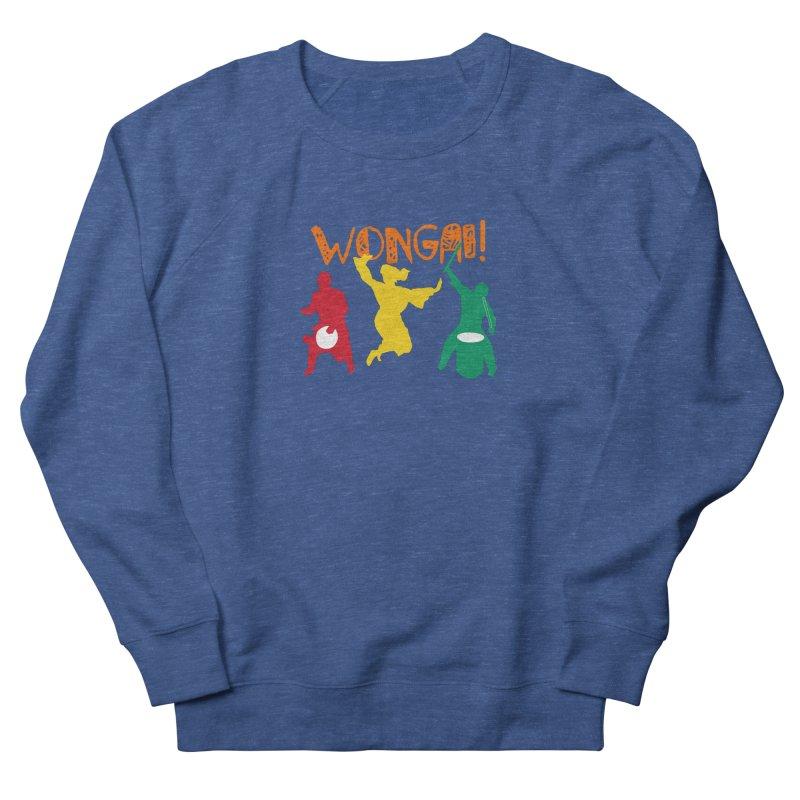 Wongai! Women's French Terry Sweatshirt by DJEMBEFOLEY Shop
