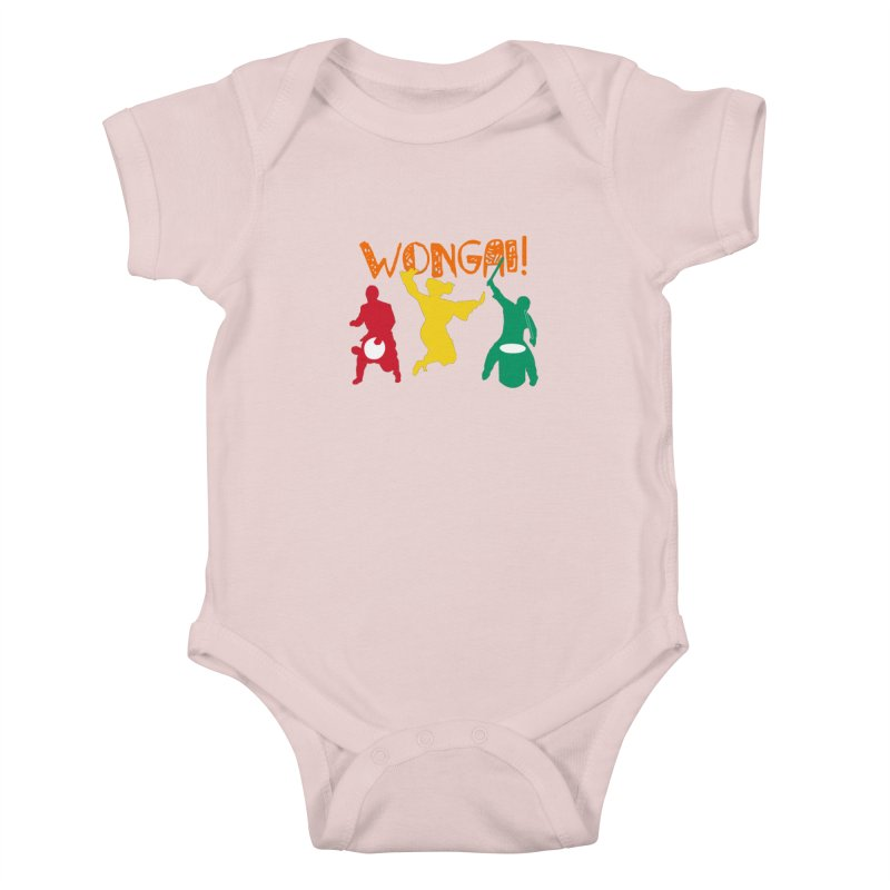 Wongai! Kids Baby Bodysuit by DJEMBEFOLEY Shop