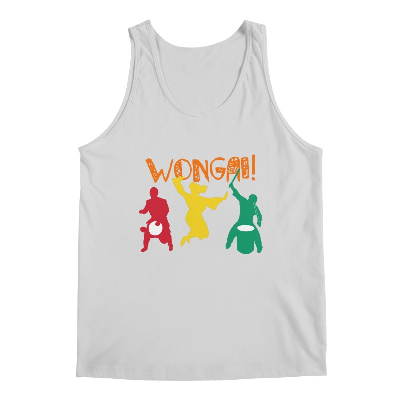 Wongai! Men's Regular Tank by DJEMBEFOLEY Shop