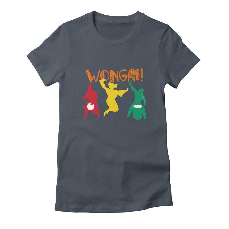 Wongai! Women's T-Shirt by DJEMBEFOLEY Shop