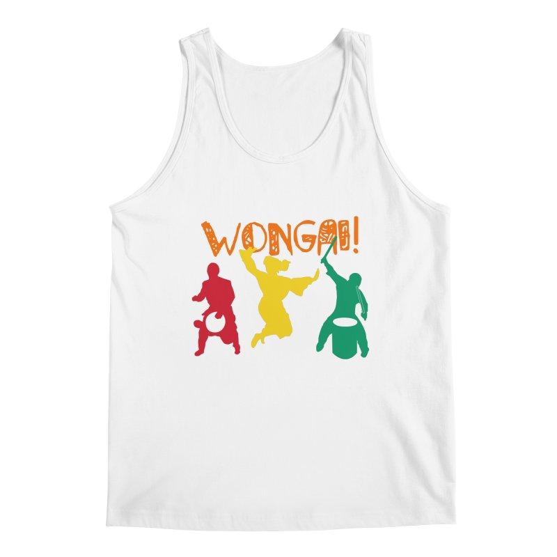 Wongai! Men's Regular Tank by DJEMBEFOLEY Shop