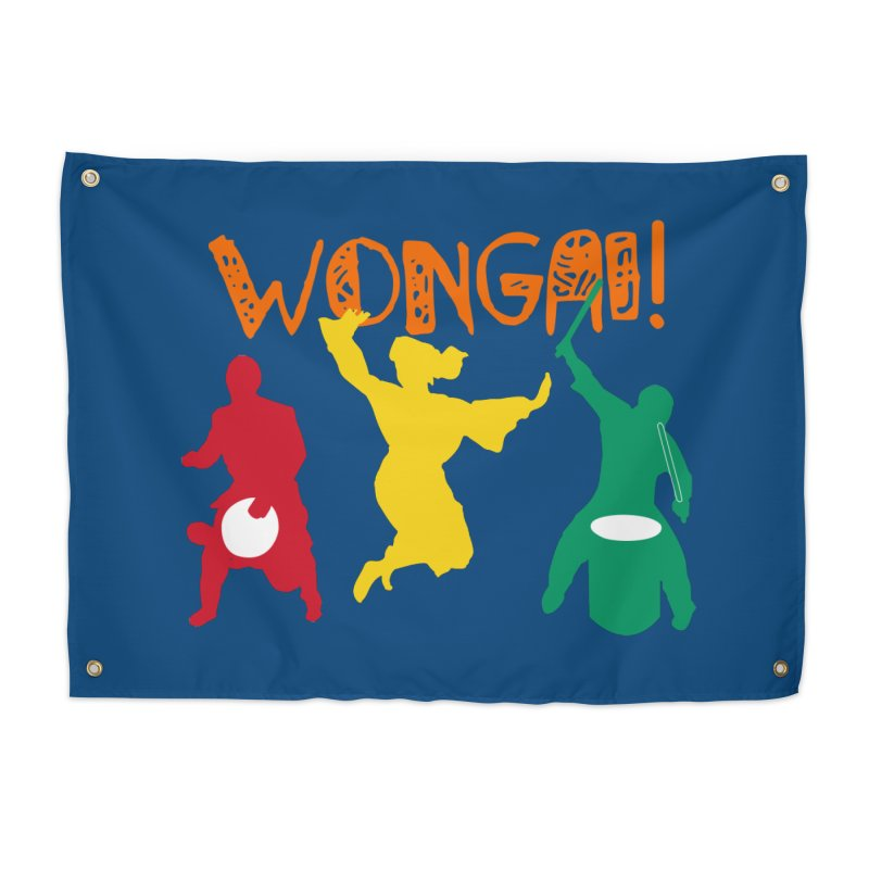 Wongai! Home Tapestry by DJEMBEFOLEY Shop