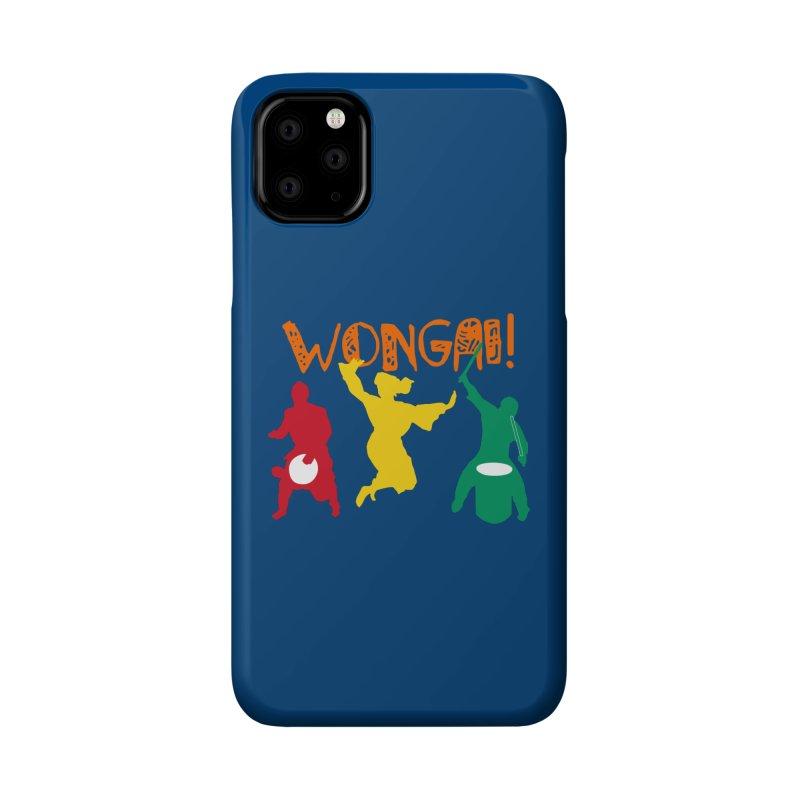 Wongai! Accessories Phone Case by DJEMBEFOLEY Shop