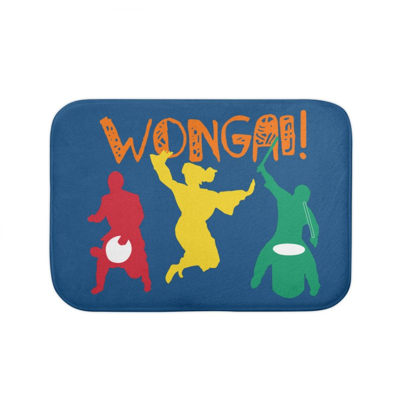 Wongai! Home Bath Mat by DJEMBEFOLEY Shop