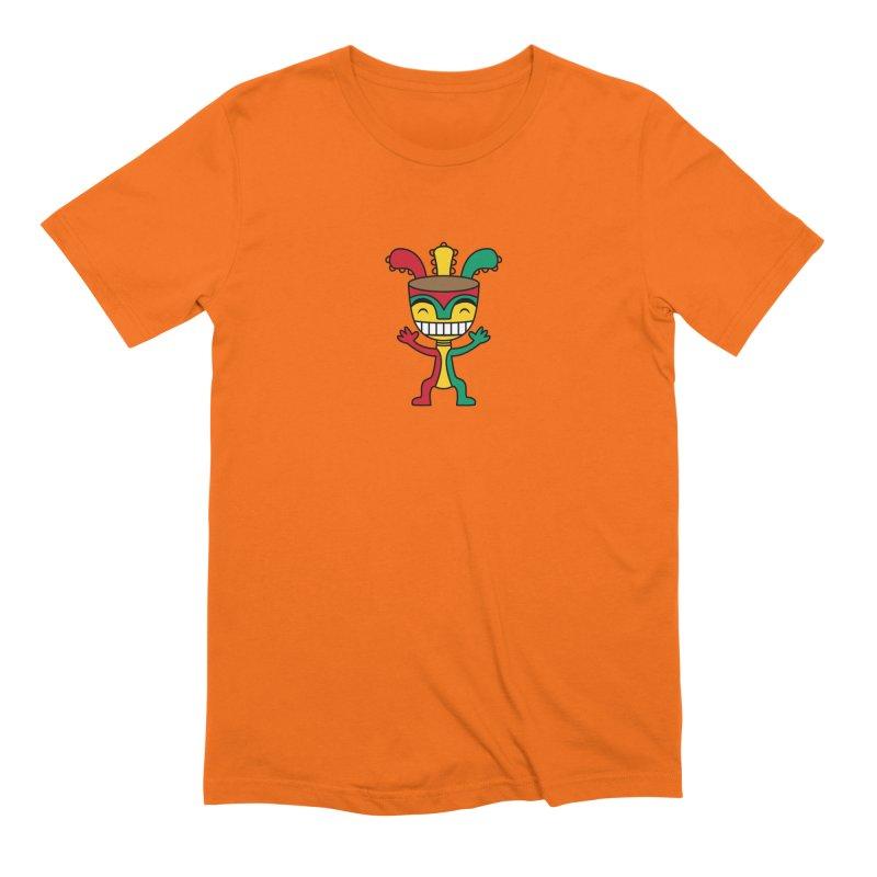 Djembehead Men's Extra Soft T-Shirt by DJEMBEFOLEY Shop