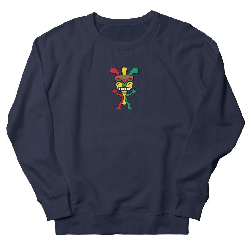 Djembehead Women's French Terry Sweatshirt by DJEMBEFOLEY Shop