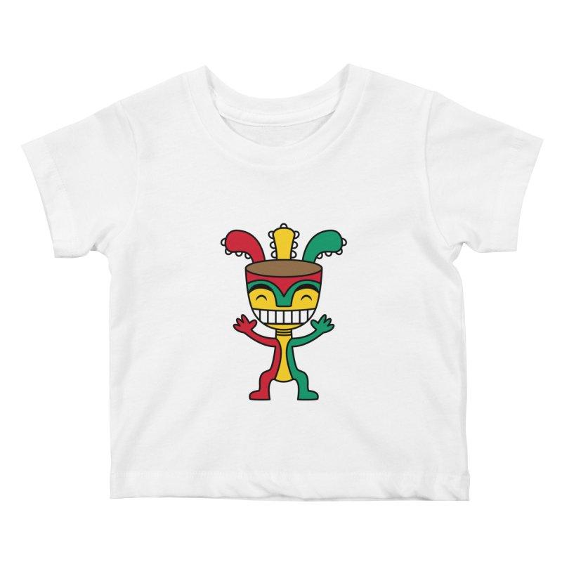 Djembehead Kids Baby T-Shirt by DJEMBEFOLEY Shop