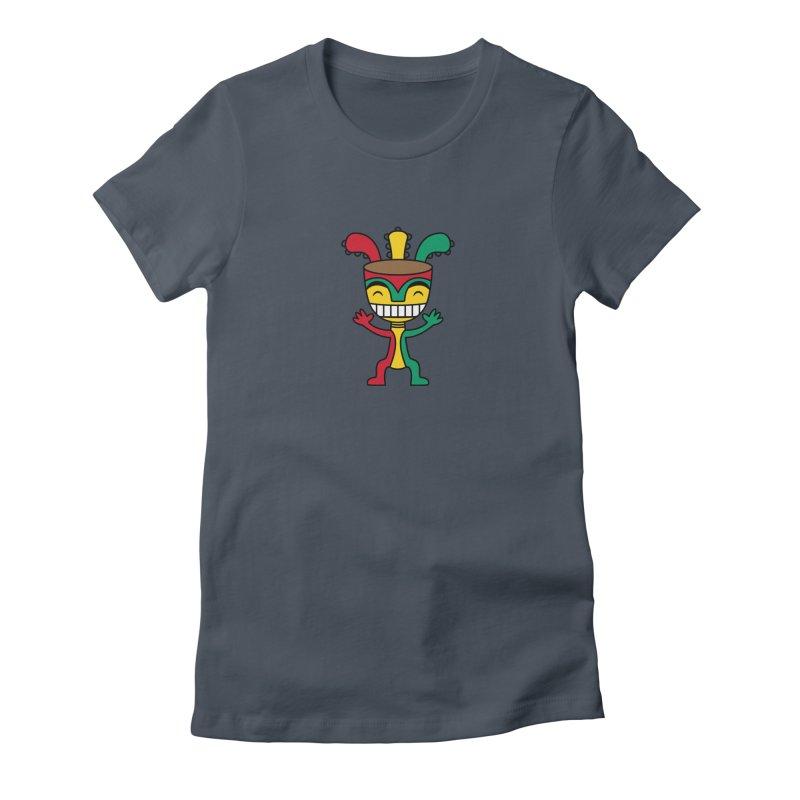 Djembehead Women's T-Shirt by DJEMBEFOLEY Shop