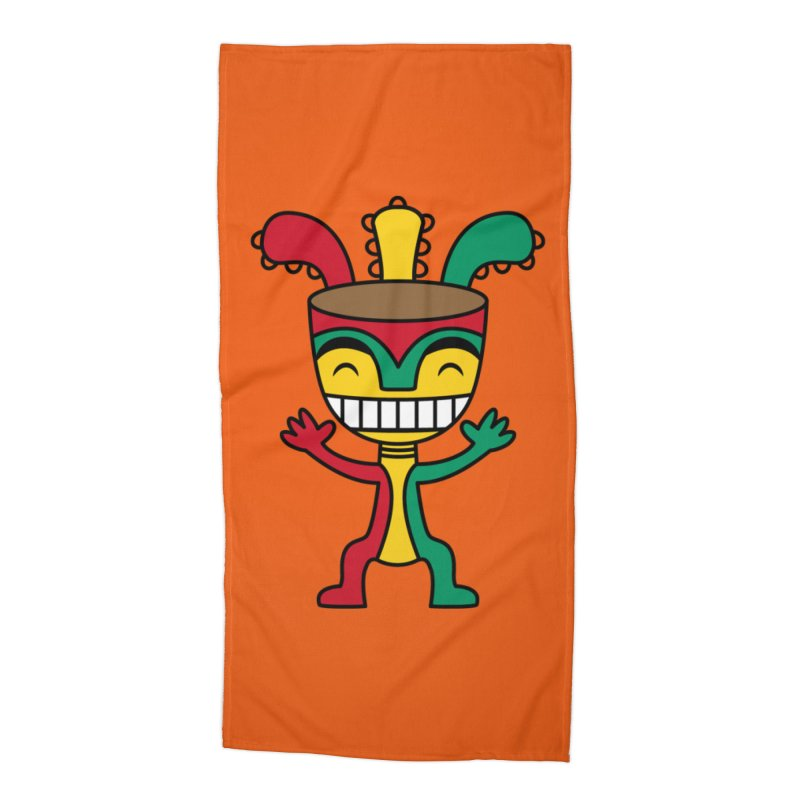 Djembehead Accessories Beach Towel by DJEMBEFOLEY Shop