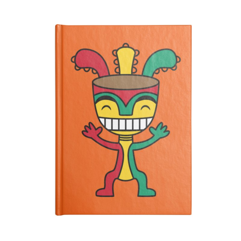 Djembehead Accessories Lined Journal Notebook by DJEMBEFOLEY Shop