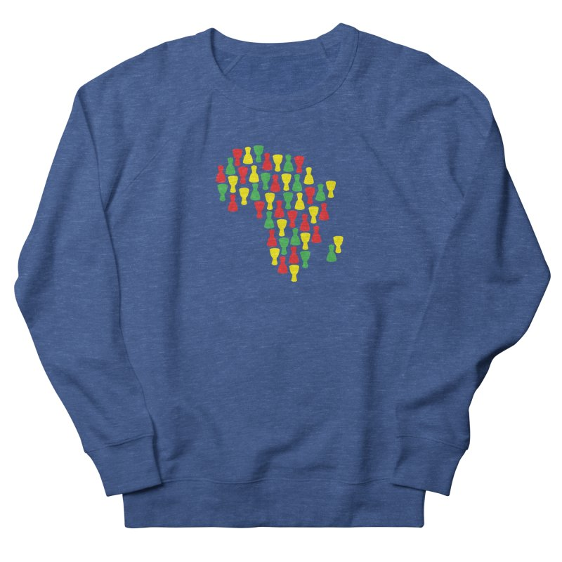 Djembe Africa Men's Sweatshirt by DJEMBEFOLEY Shop