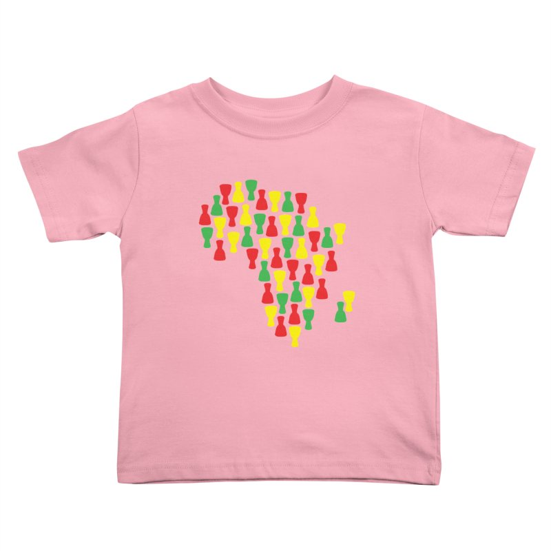Djembe Africa Kids Toddler T-Shirt by DJEMBEFOLEY Shop