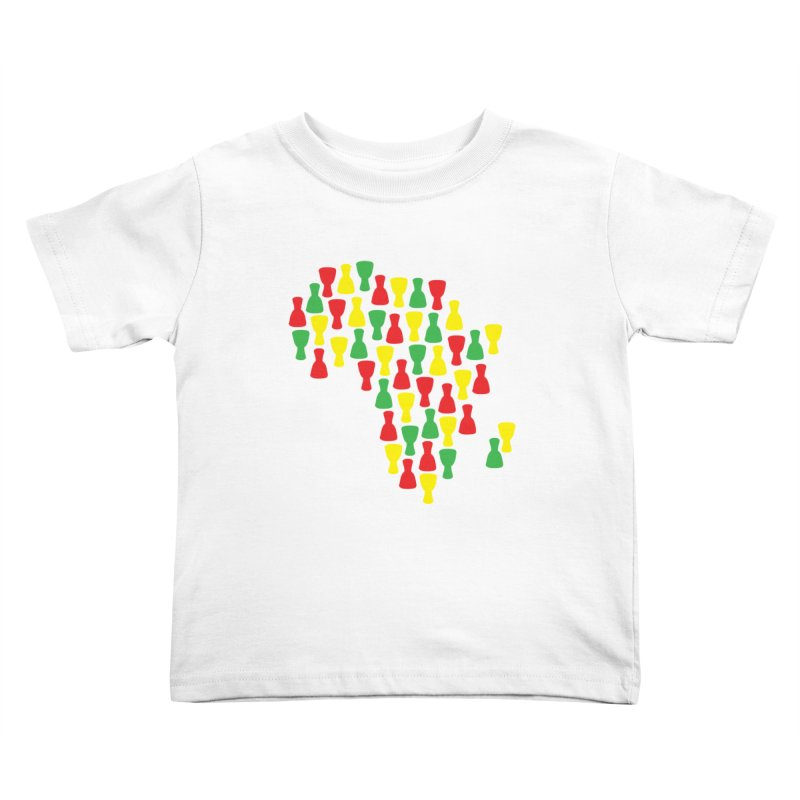 Djembe Africa Kids Toddler T-Shirt by DJEMBEFOLEY Shop