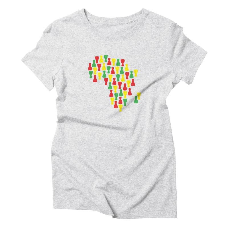 Djembe Africa Women's T-Shirt by DJEMBEFOLEY Shop