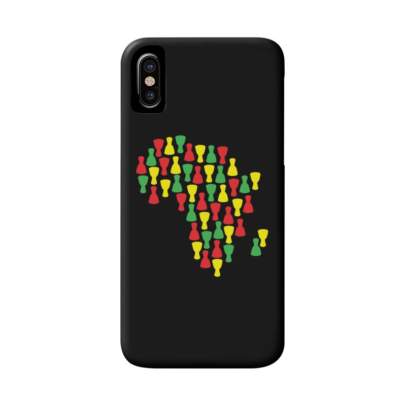 Djembe Africa Accessories Phone Case by DJEMBEFOLEY Shop