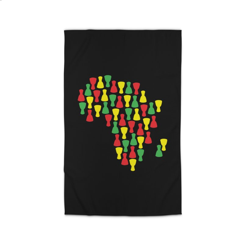 Djembe Africa Home Rug by DJEMBEFOLEY Shop
