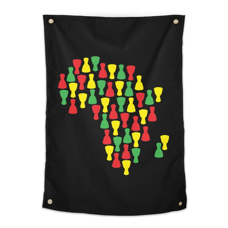 Djembe Africa Home Tapestry by DJEMBEFOLEY Shop