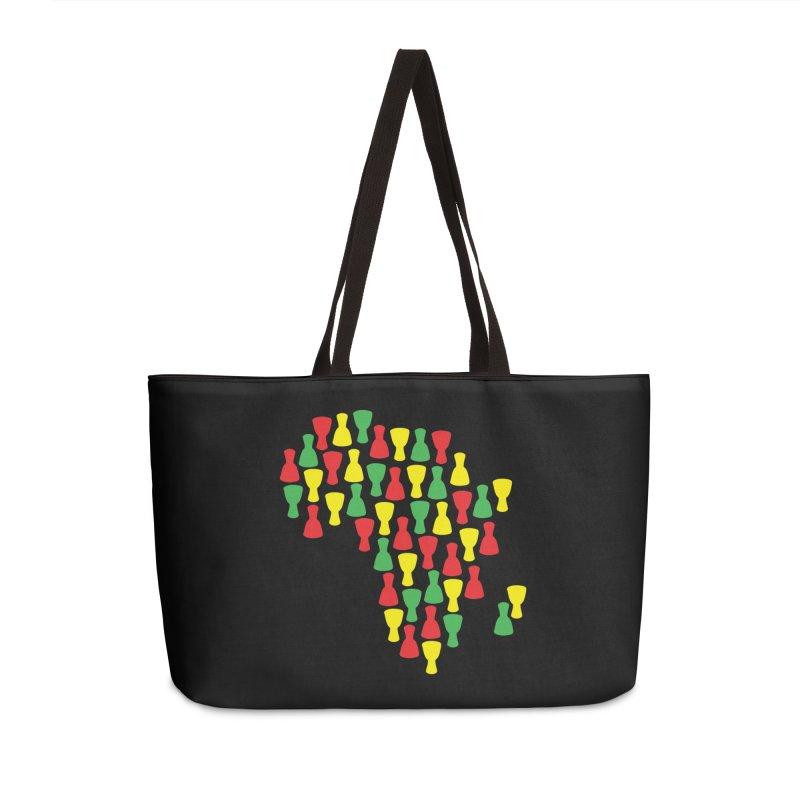 Djembe Africa Accessories Weekender Bag Bag by DJEMBEFOLEY Shop
