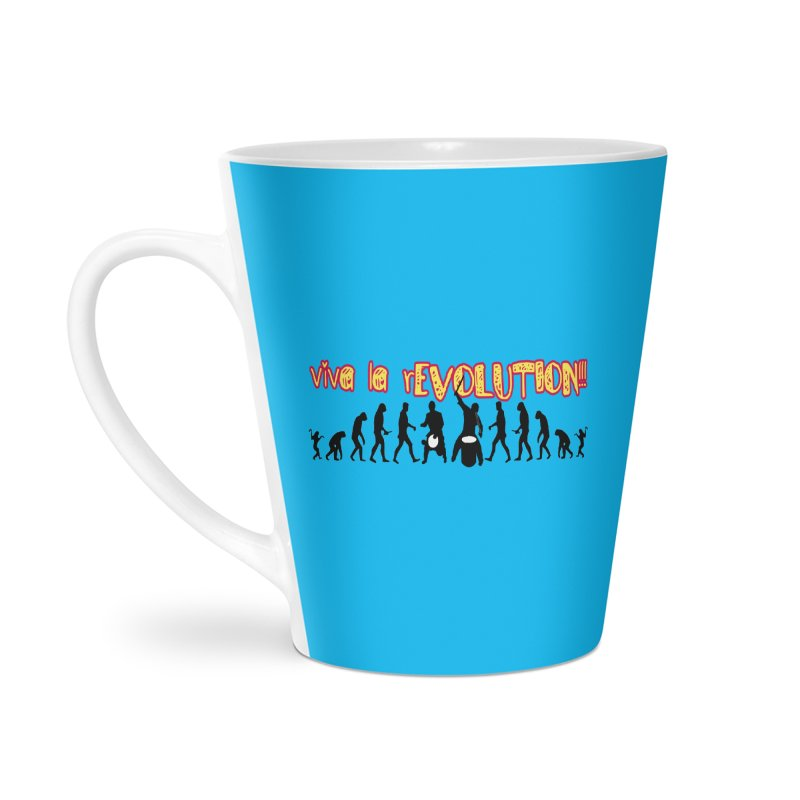 Viva la rEVOLUTION! Accessories Mug by DJEMBEFOLEY Shop