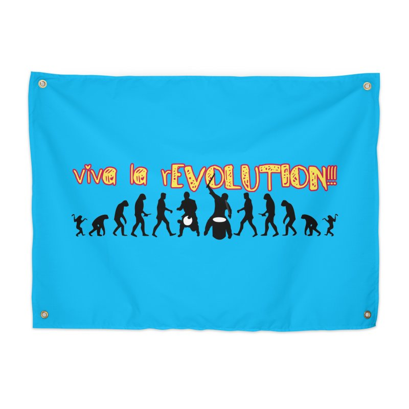 Viva la rEVOLUTION! Home Tapestry by DJEMBEFOLEY Shop