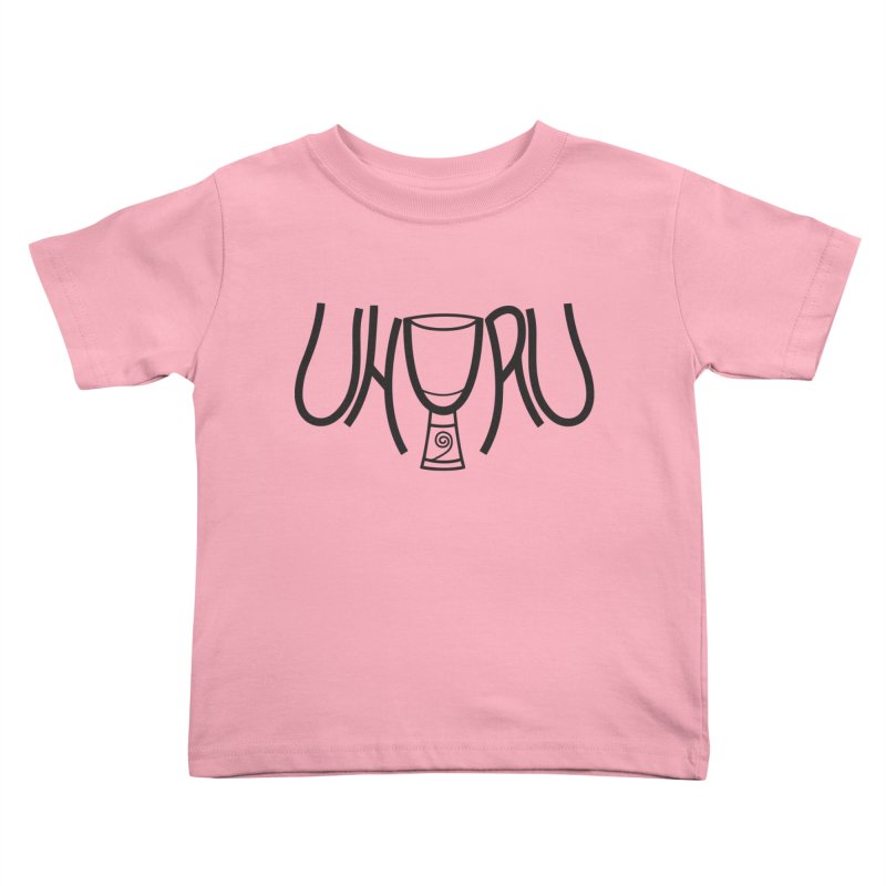 Uhuru Kids Toddler T-Shirt by DJEMBEFOLEY Shop