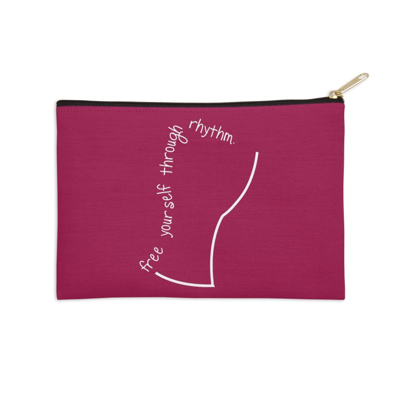 Freedom Accessories Zip Pouch by DJEMBEFOLEY Shop