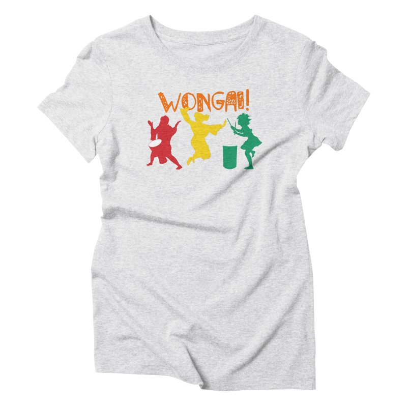 LIMITED EDITION!  Wongai! Women's T-Shirt by DJEMBEFOLEY Shop