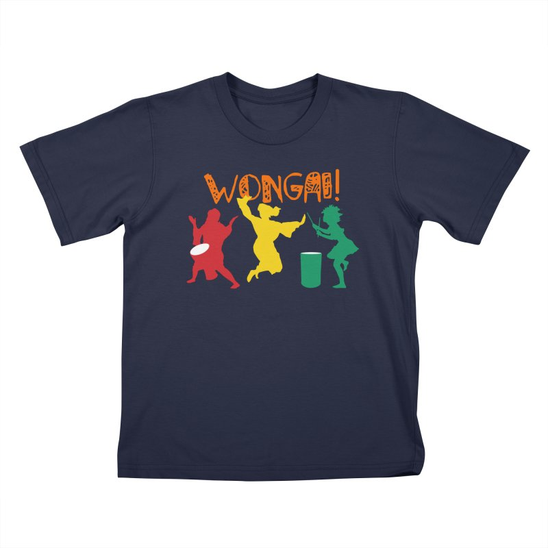 LIMITED EDITION!  Wongai! Kids T-Shirt by DJEMBEFOLEY Shop