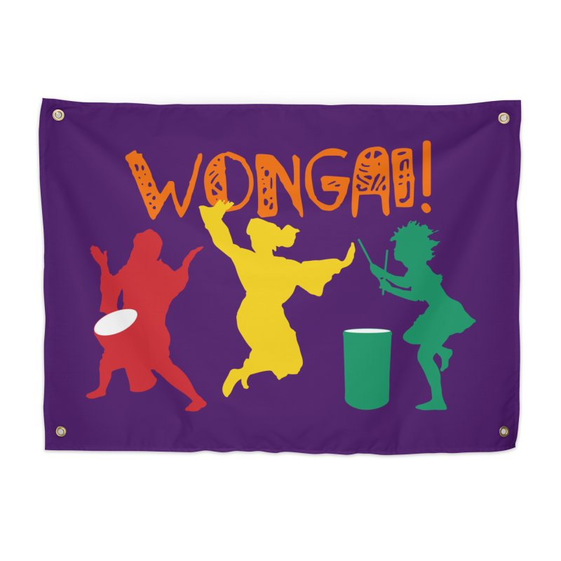 LIMITED EDITION!  Wongai! Home Tapestry by DJEMBEFOLEY Shop