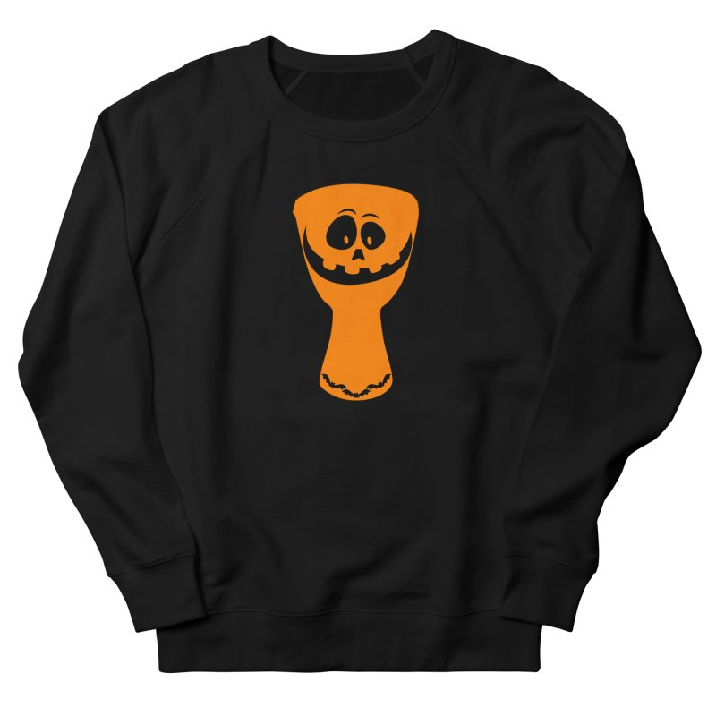 "LIMITED EDITION!  ""DJEMB-O-LANTERN"" Women's French Terry Sweatshirt by DJEMBEFOLEY Shop"
